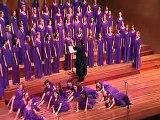 Moon River - Performing Choir (Melbourne) 2008 - Australian Girls Choir