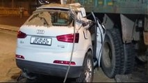 Accidents In India Truck Car Accidents Crashes In India During Sports