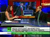 Is Rand Paul racist?