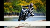 Test pneus moto sport-tourisme : en glisse avec Moto magazine