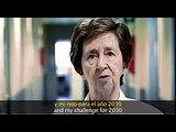reto2030 Margarita Salas: Tratamientos médicos personalizados gracias a la genética