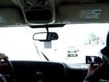 Exiting Mt. Baker
