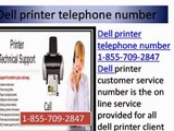 Dell Printer Toll free Number 1-855-709-2847 Dell printer customer care toll free number