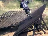 Gran Cañon de Guijarro Bike Park dirt jump freeride