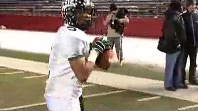 Moorestown vs Long Branch High School Football