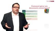FUN - MOOC Gestion des documents numériques : maîtriser les risques