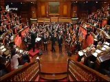 XVIII Concerto di Natale del Senato (Concerto de Natal do Senado de Roma) 2014
