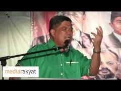 Mat Sabu Inilah Kerja UMNO Aku Cukup Benci Benci Benci