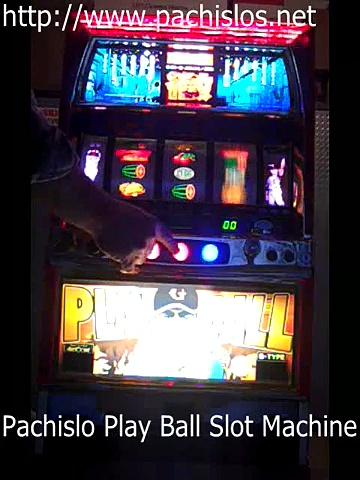 Pachislo Play Ball (Kyojin No Hoshi) Slot Machine