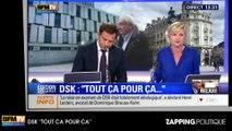 Dominique Strauss-Kahn DSK relaxé, Pierre Mauroy ressuscité !