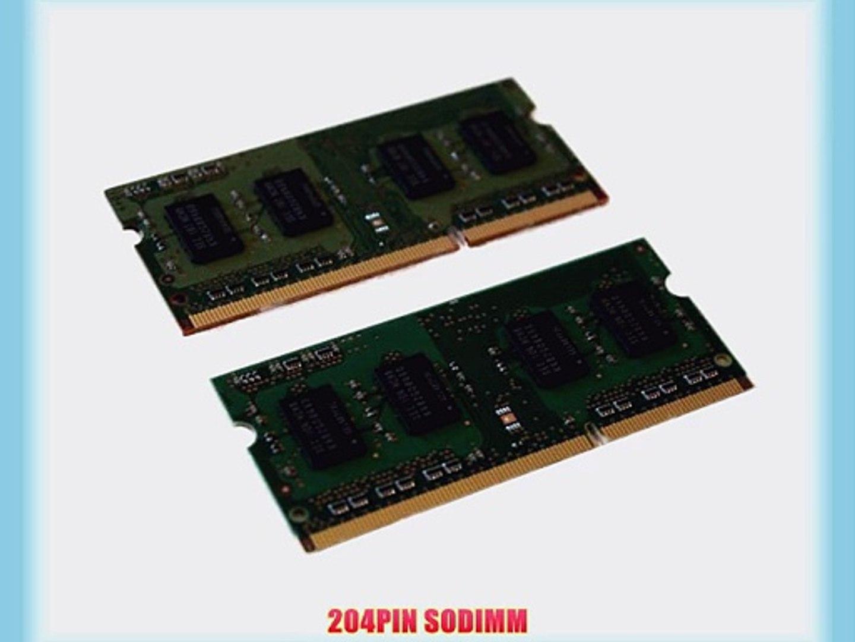 2x4GB Memory RAM Upgrade for Lenovo ThinkPad T500 8GB Kit