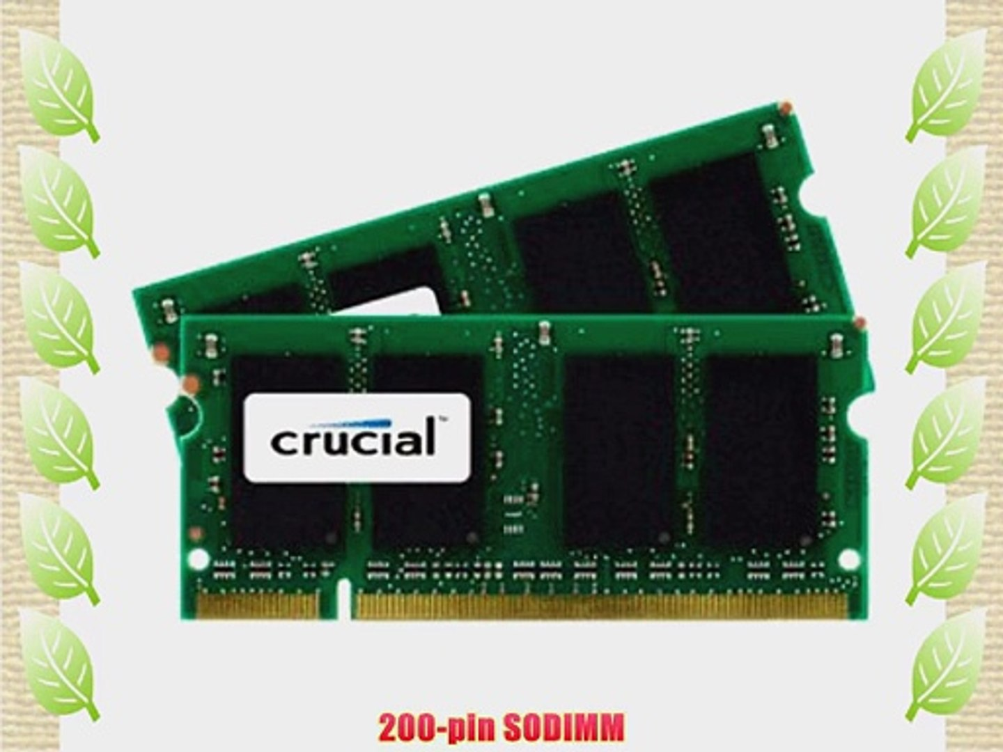 2GBx2 Quad 2.5GHz DDR2 4GB kit Upgrade for a Apple Power Mac G5 System