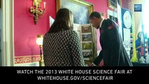 Announcing the 2013 White House Science Fair