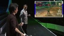 NEW ZELDA & Miyamoto E3 Reveal NEW ZELDA for the WII Skyward Sword live DEMO