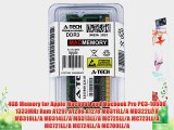 4GB Memory for Apple Macbook and Macbook Pro PC3-10600 1333MHz Ram A1297 A1286 A1278 MD311LL/A