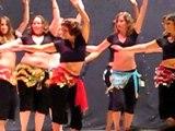Belly Dancing Spring Recital 2008 Texas A&M University