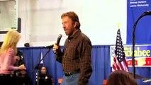 Henniker NH: Huck and Chuck (his favorite Chuck Norris Fact)