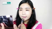 Makeup Tutorial Korean - Korean Ulzzang Makeup - Makeup Korean Beauty