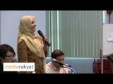 (Pelajar Q&A) Nurul Izzah & Rafizi Ramli: We Must Choose The Best To Lead Our Universities