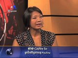 Cambodian-American Filmmaker Tackles Sensitive Social Issue  (Cambodia news in Khmer)