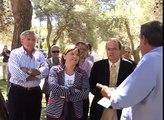 Inauguración de las nuevas instalaciones del Centro de Recuperación de Fauna La Granja de El Saler