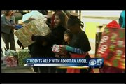 SRP employees fill school bus with gifts
