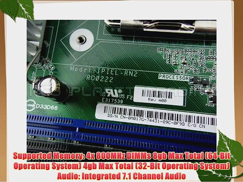 Genuine Dell Studio 540 540s Small Mini Tower SMT Motherboard Systemboard Mainboard Compatible