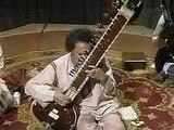 Pandit Ravi Shankar and Ustaad Alla Rakha Rag Charukeshi on Sitar