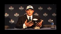 Mark Sanchez NFL Draft Interview, New York Jets First Round Draft Pick QB