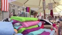 La grande braderie de Vincennes 2015 organisée par Lacomidi un vrai succès.
