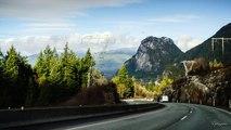 "4K UHD Highway 99 ""Sea to Sky Highway"", Canada - Spectacular Roads"