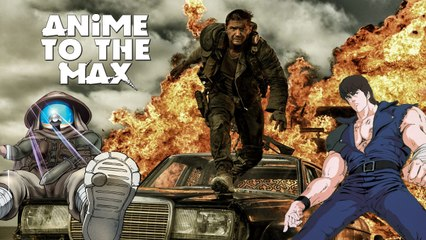 Anime for Mad Max Fans!