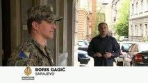 Veliki interes za vojnu službu u BiH - Al Jazeera Balkans