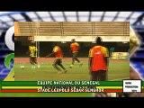 """la dernière séance d'entrainement des """"Lions"""" avant le match"""