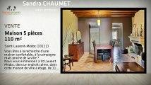 Vente maison - Saint-Laurent-Médoc (33112) - 110m²