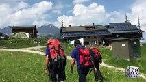 Infowars Confronts Tyrannical Bilderberg Alpine Police