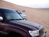 Liwa Team suzuki jimny & land cruiser in UAE Desert سويحان استيشن وسوزوكي