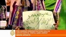 """Libyan anti-government protesters describe """"massacre"""""""
