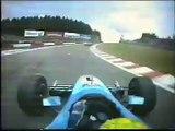 Mark Webber Crash