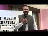 Dr Jasser Auda: Islam Is Not Supposed To Be Owned By Any Parties, Islam Is For Everybody