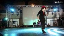 Suga Pop, Toni Basil and Flukey Luke - Locking Showcase | KOD USA 2012 | Funk'd Up TV