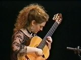 Marija Temo plays Asturias (classical guitar solo)