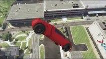 GTA V Awesome Stunts - GTA 5 Funny Moments - GTA 5 Stunts - Glitches