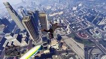 GTA 5 Flying Cheat  Superman Flying Cheat Code GTA 5 Cheats  Xbox 360  PS3