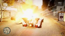 "GTA IV Batman  Batmobile Mod + Police Patrol  ""Grand Theft Auto"" GTA Mod"