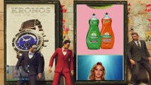 GTA 5 Online Funny Moments VanossGaming Imaginary Posters & Animation Glitch! Action Freez