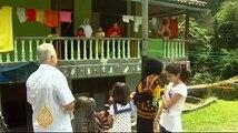 تقرير قناة الجزيرة الانجيليزية حول معاناة اللاجئين في اندونيسيا