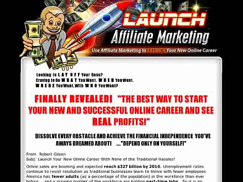 Launch Affiliate Marketing Review