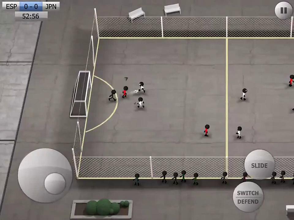 [Stickman Soccer] Awesome Soccer Goal [Stickman Soccer]
