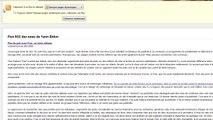 Réalisation d'un flux RSS - Tutoriel PHP